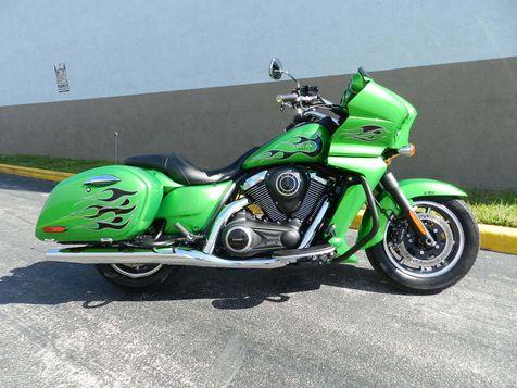 2015 Kawasaki Vulcan® 1700 Vaquero® ABS in Hollywood, Florida