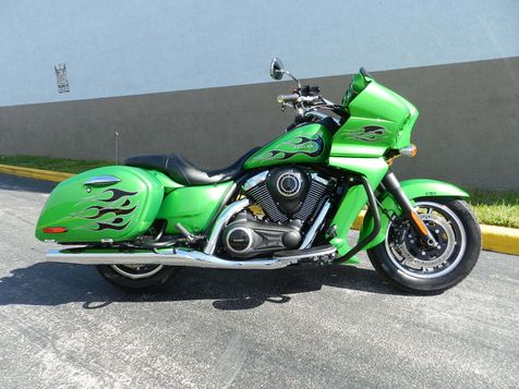 2015 Kawasaki Vulcan® 1700 Vaquero® ABS in Hollywood, Florida