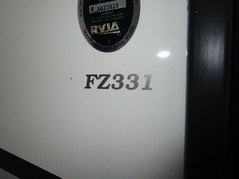 2015 Keystone Fuzion 331 Toy Hauler  in Charleston, SC