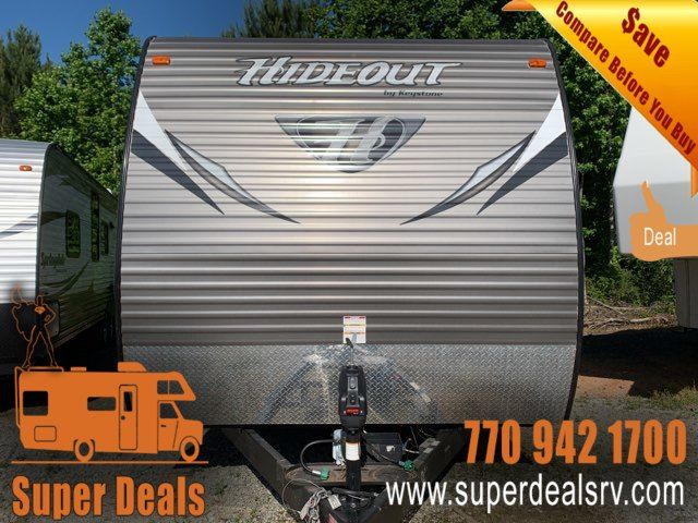 2015 Keystone Hideout 26RLS in Temple, GA 30179