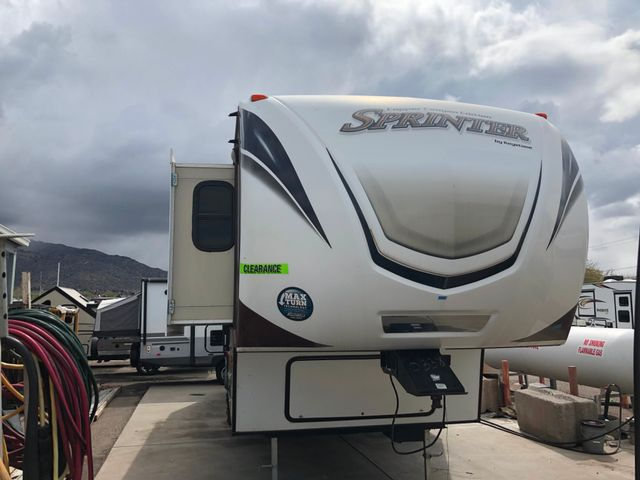 2015 Keystone sprinter 304rk Albuquerque, New Mexico 1