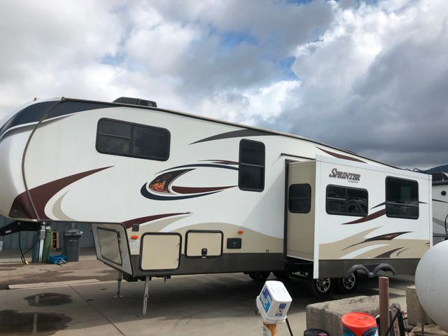 2015 Keystone sprinter 304rk Albuquerque, New Mexico 2
