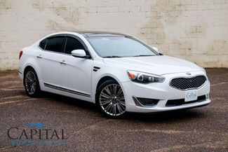 2015 Kia Cadenza Limited w/360° Surround View Cam, Nav,  in Eau Claire, Wisconsin