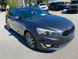 2015 Kia Cadenza PREMIUM PANORAMIC ROOF CARFAX CERT  Plant City Florida  Bayshore Automotive   in Plant City, Florida