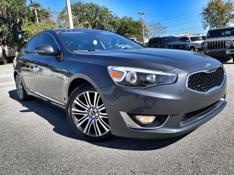 2015 Kia Cadenza PREMIUM PANORAMIC ROOF CARFAX CERT in Plant City, Florida