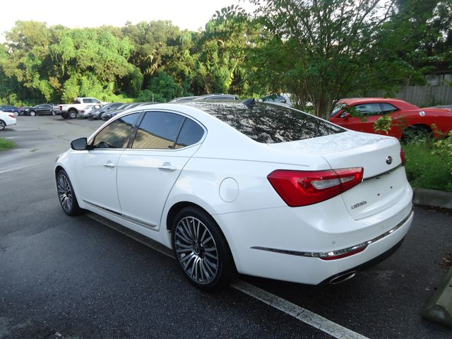 2015 Kia Cadenza Premium SEFFNER, Florida 12