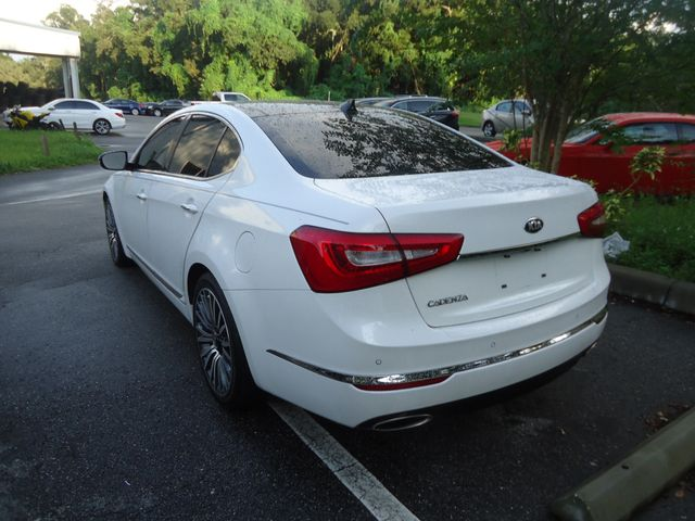 2015 Kia Cadenza Premium SEFFNER, Florida 13