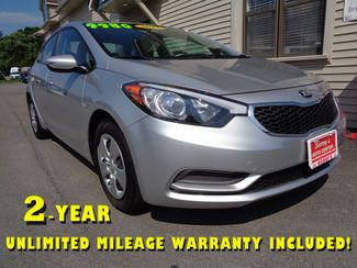 2015 Kia Forte LX in Brockport NY, 14420