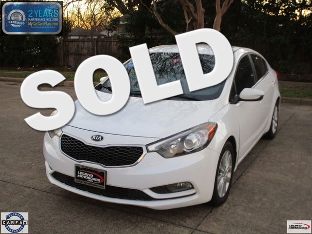 2015 Kia Forte EX in Garland