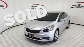 2015 Kia Forte LX in Garland
