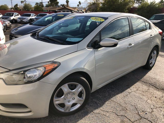 2015 Kia Forte LX CAR PROS AUTO CENTER (702) 405-9905 Las Vegas, Nevada 3
