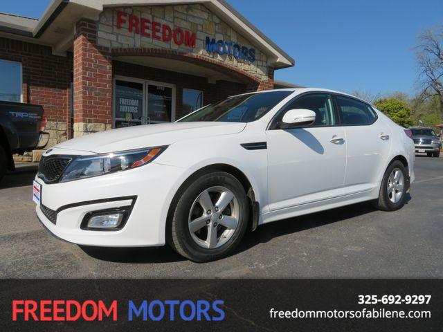 2015 Kia Optima LX | Abilene, Texas | Freedom Motors  in Abilene,Tx Texas