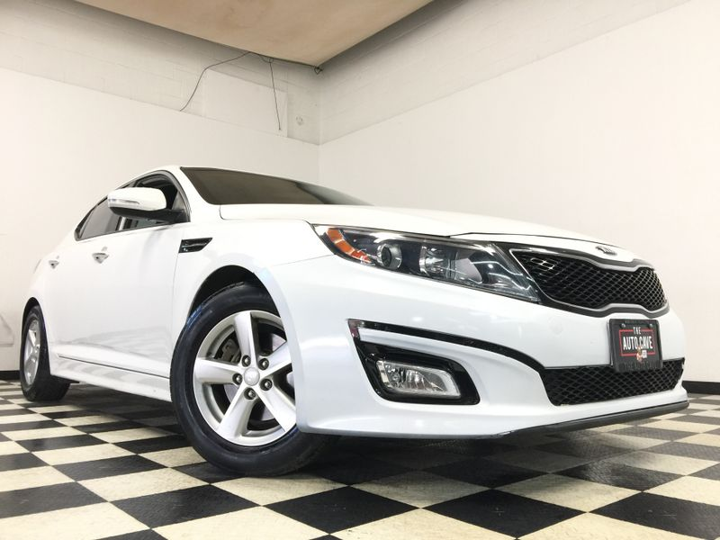 2015 Kia Optima *Get Approved NOW*   The Auto Cave in Addison