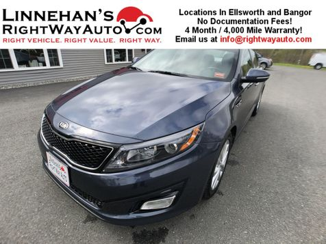 2015 Kia Optima EX in Bangor