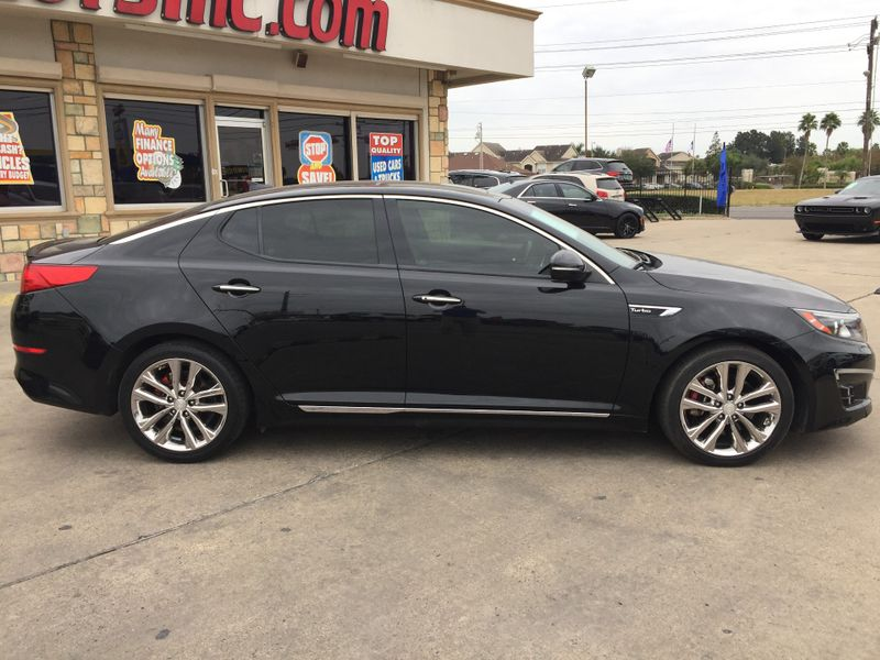 2015 Kia Optima SXL Turbo  Brownsville TX  English Motors  in Brownsville, TX