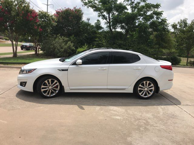 2015 Kia Optima SXL Turbo in Carrollton, TX 75006