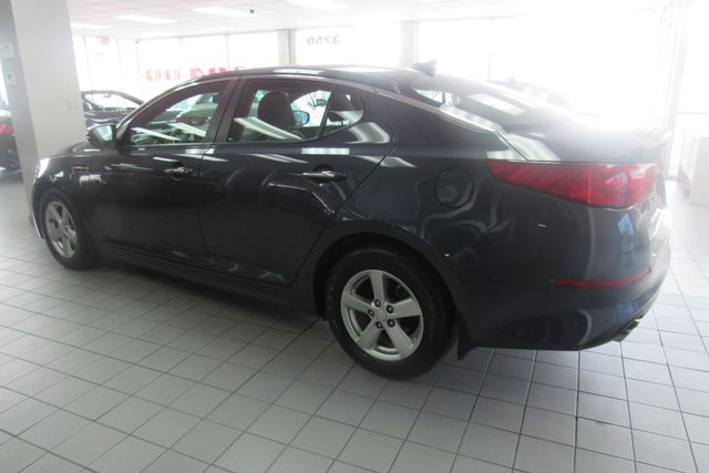 2015 Kia Optima LX Chicago, Illinois 3