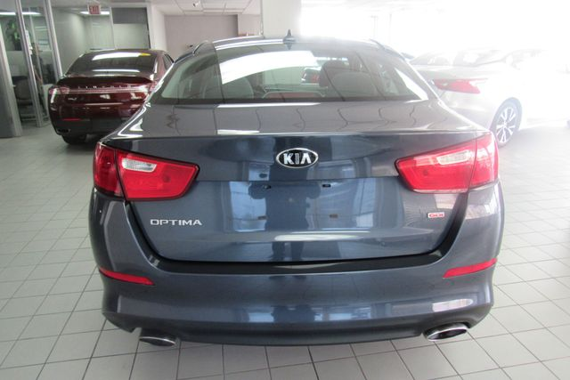2015 Kia Optima LX Chicago, Illinois 4