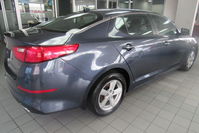 2015 Kia Optima LX Chicago, Illinois 5