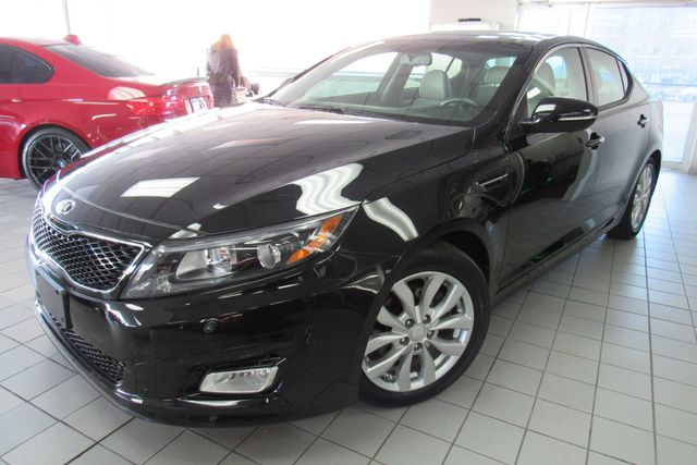 2015 Kia Optima EX W/ BACK UP CAM Chicago, Illinois 2