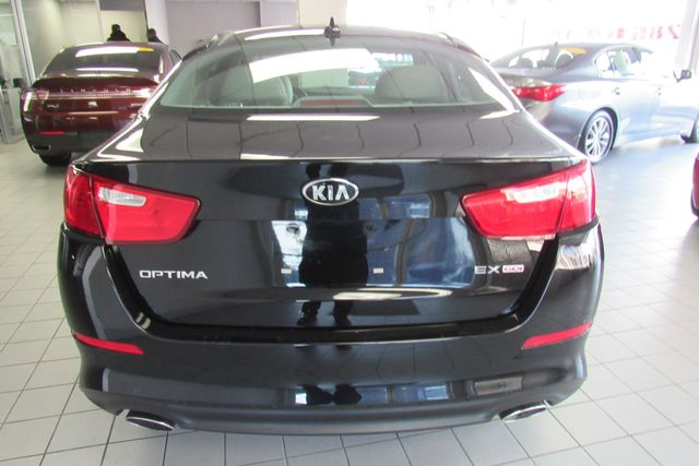 2015 Kia Optima EX W/ BACK UP CAM Chicago, Illinois 4