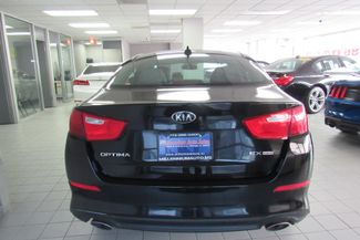2015 Kia Optima EX Chicago, Illinois 4