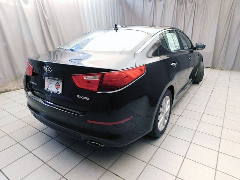 2015 Kia Optima EX  city Ohio  North Coast Auto Mall of Cleveland  in Cleveland, Ohio