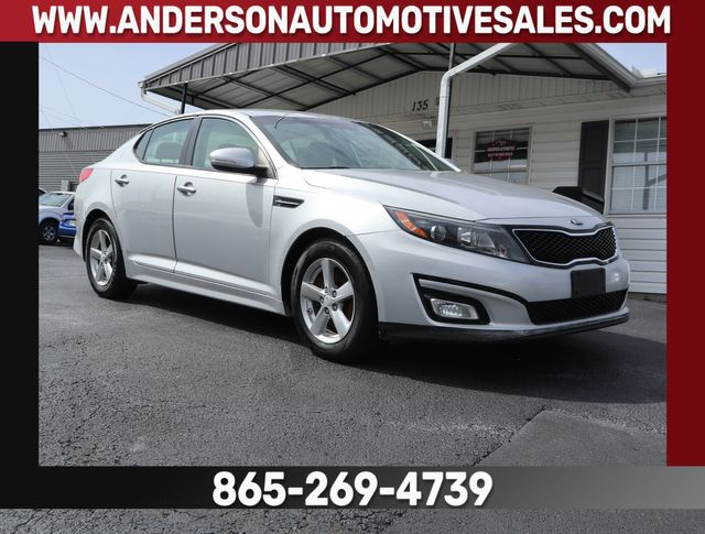 2015 Kia Optima LX in Clinton, TN 37716