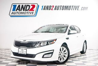 2015 Kia Optima EX in Dallas TX