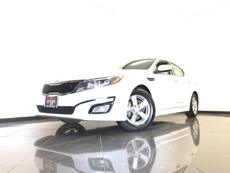 2015 Kia Optima *Get APPROVED In Minutes!* | The Auto Cave in Dallas