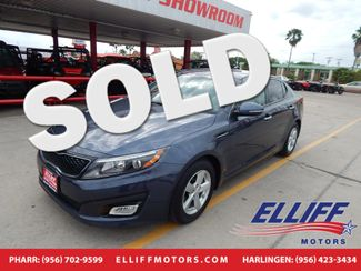 2015 Kia Optima LX in Harlingen TX, 78550