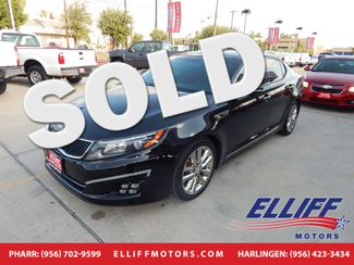 2015 Kia Optima SXL Limited Turbo in Harlingen, TX 78550