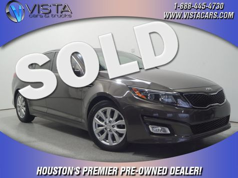 2015 Kia Optima EX in Houston, Texas