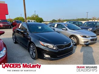 2015 Kia Optima SX Turbo | Huntsville, Alabama | Landers Mclarty DCJ & Subaru in  Alabama