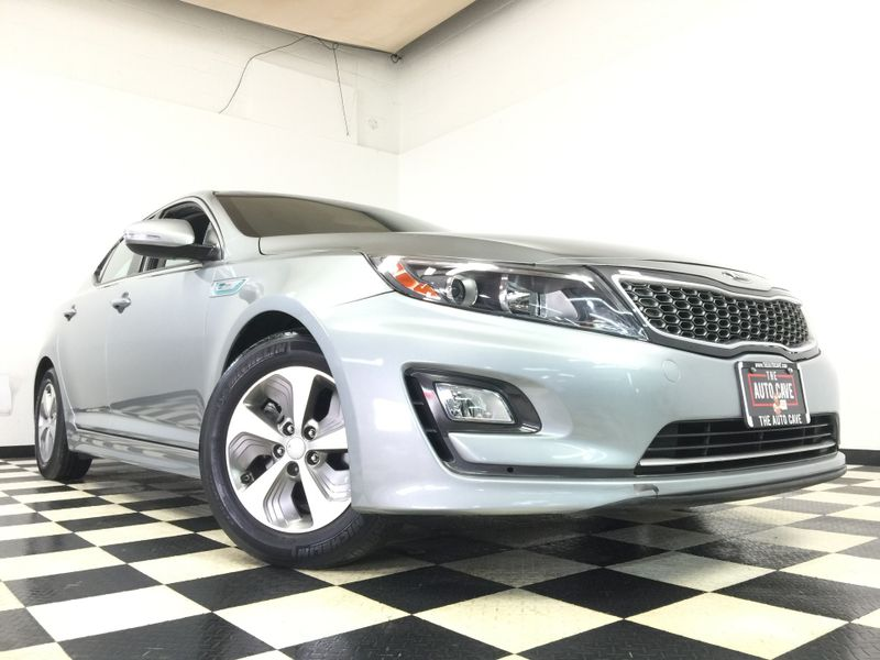 2015 Kia Optima Hybrid *36k Miles!*Drive TODAY & Make PAYMENTS*   The Auto Cave in Addison