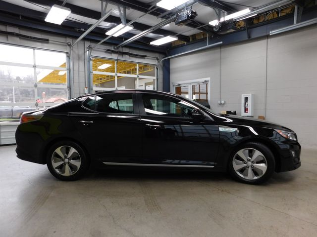 2015 Kia Optima Hybrid EX in Airport Motor Mile ( Metro Knoxville ), TN 37777
