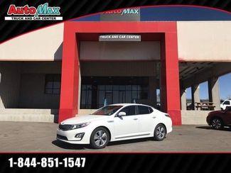 2015 Kia Optima Hybrid EX in Albuquerque, New Mexico 87109