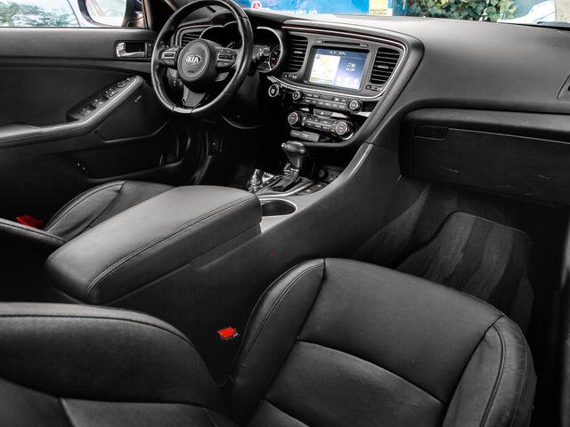2015 Kia Optima Hybrid EX Burbank, CA 11