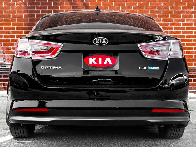 2015 Kia Optima Hybrid EX Burbank, CA 3