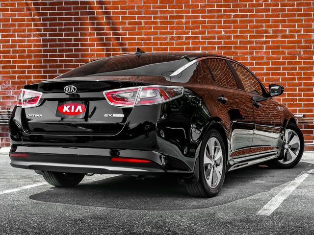 2015 Kia Optima Hybrid EX Burbank, CA 6