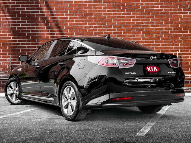 2015 Kia Optima Hybrid EX Burbank, CA 7