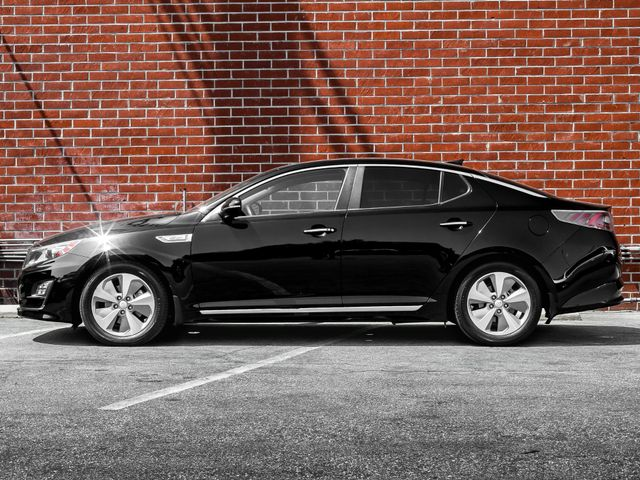 2015 Kia Optima Hybrid EX Burbank, CA 5