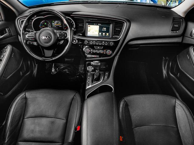 2015 Kia Optima Hybrid EX Burbank, CA 8