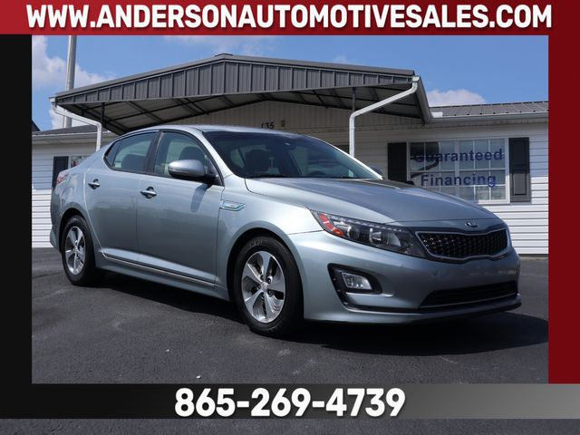 2015 Kia Optima Hybrid HYBRID in Clinton, TN 37716