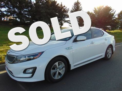 2015 Kia Optima Hybrid LX in Great Falls, MT