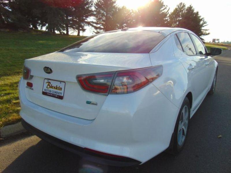 2015 Kia Optima Hybrid 4d Sedan EX  city MT  Bleskin Motor Company   in Great Falls, MT