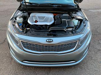 2015 Kia Optima Hybrid 3 MONTH/3,000 MILE NATIONAL POWERTRAIN WARRANTY Mesa, Arizona 8
