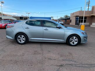 2015 Kia Optima Hybrid 3 MONTH/3,000 MILE NATIONAL POWERTRAIN WARRANTY Mesa, Arizona 5