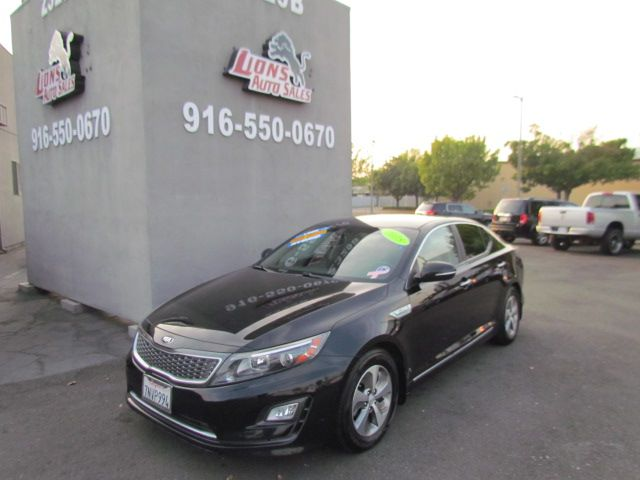 2015 Kia Optima Hybrid in Sacramento, CA 95825