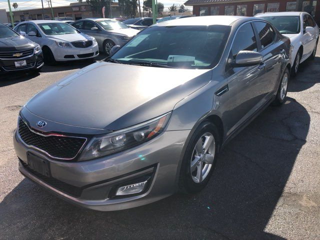 2015 Kia Optima LX CAR PROS AUTO CENTER (702) 405-9905 Las Vegas, Nevada 4